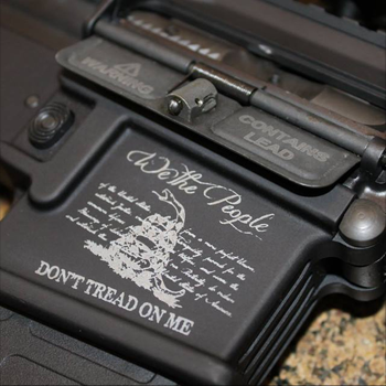 firearm engraving