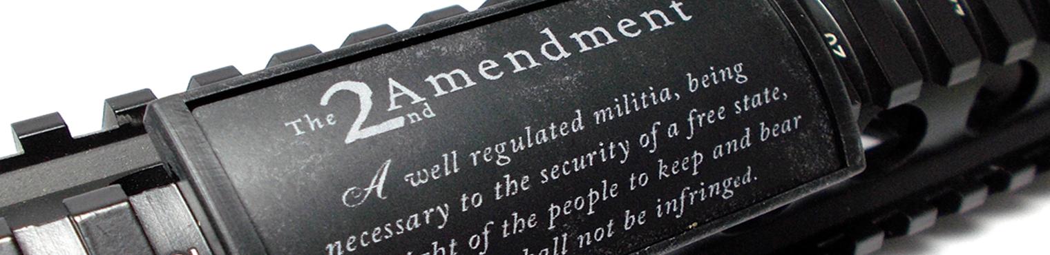 Firearm engraving